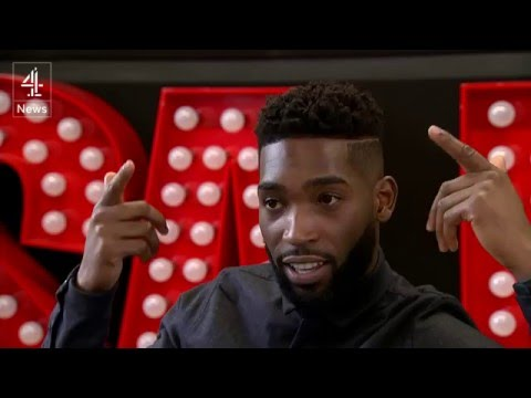 Tinie Tempah on immigration, music and the n-word