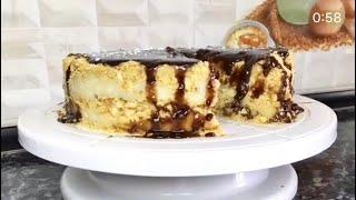 Торт из печенье/торт без выпечки/түрлі тағамдар/рецепты/қазақша рецепт