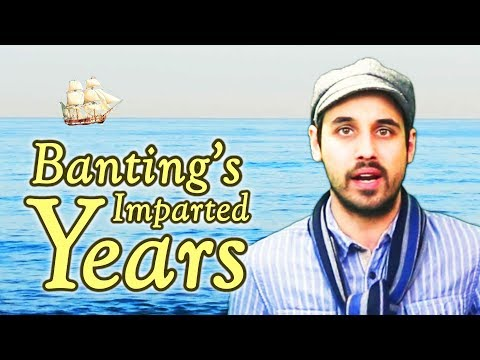 A Scientific Sea Shanty: Banting's Imparted Years (Stan Rogers parody) | A Capella Science