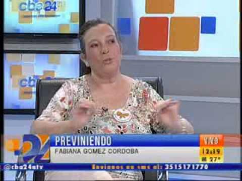 FABIANA GOMEZ CORDOBA Y LA RELACION ENTRE EL CANCER DE MAMAS Y EL  GÉNERO