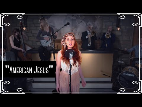 """""""American Jesus"""" (Bad Religion) American Folk Cover By Robyn Adele Anderson"""