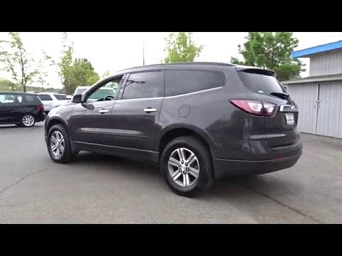 2015 Chevrolet Traverse San Francisco, Napa, Santa Rosa, Vallejo, Oakland, CA P3143