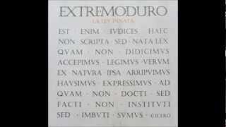 Extremoduro - Segundo Movimiento (Lo de Fuera)