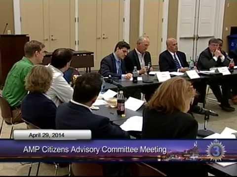 04/29/14 AMP Citizens Advisory Committee Meeting