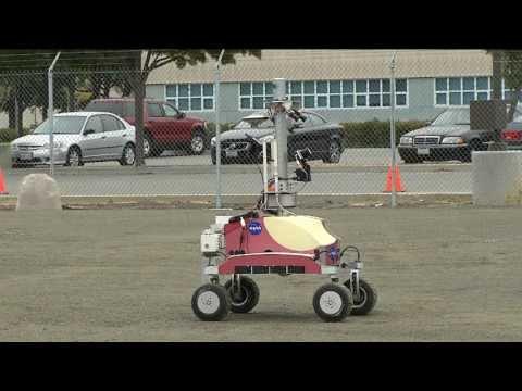 Space Station Live: Surface Telerobotics