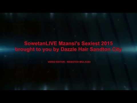 Sowetan LIVE Mzansi Sexiest 2015 Big Reveal