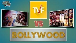 tvf vs bollywood