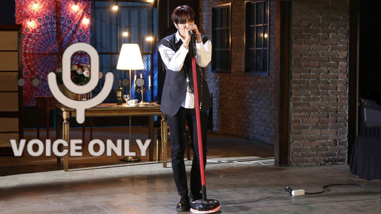 Download [ONEWE] Voice only - Yonghoon live singing + acoustic guitar 200925 (원위 - 용훈)