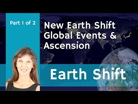 EARTH SHIFT, NEW EARTH GRID, GLOBAL CHANGES & ASCENSION May 22nd, 2011 - Part 1of 2