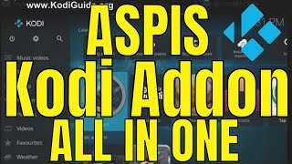 How To Install Aspis Kodi Addon