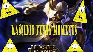 Kassaidn fails  ( League of Legends )