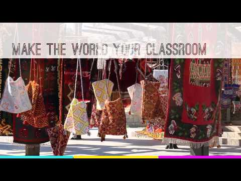 Yes Abroad: Make The World Your Classroom