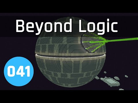 Beyond Logic #41: Death Star Complete! | Minecraft