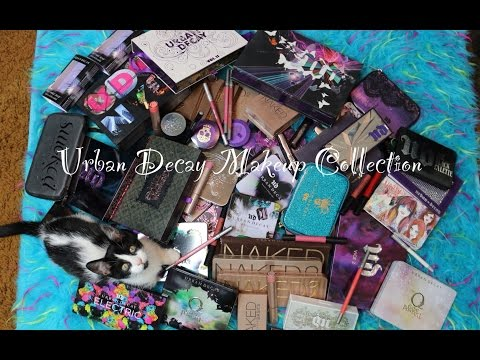 Urban Decay Makeup Collection 2014