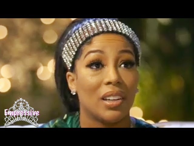 The truth behind K. Michelle getting blackballed