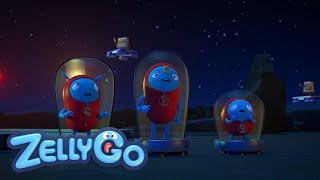 ZELLYGO season 3 Episode   Be Good When You Have It   Prophetic Dreams   -  kids/cartoon/funny/cute