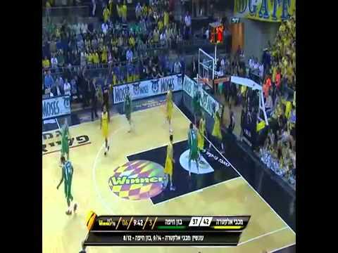 -Israeli  Final game for championship- Season 2013--Maccabi Haifa - Maccabi Tel Aviv -full game