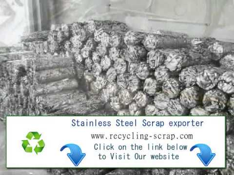 Argentina Stainless Steel Scrap exporter importer wholesale suppliers