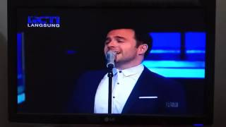 Video A Part of Beautiful in White by Shane Filan, First on TV in Indonesia download MP3, 3GP, MP4, WEBM, AVI, FLV Juni 2018
