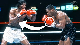 How Mike Tyson Scored The Knockout Punch