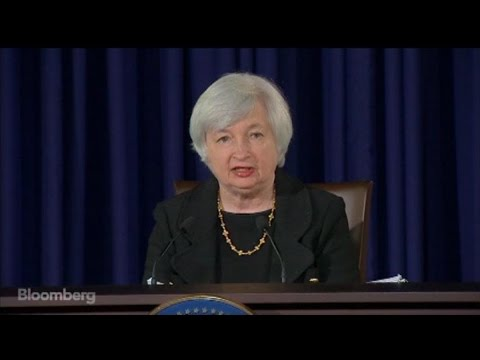 Janet Yellen's Fed Decision in Two Minutes