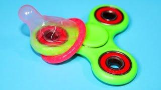 3 simple life hacks or fidget spinner toys