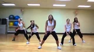 Salsaton   salsa reggaeton FITNESS routine