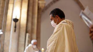 Monseñor Fernando García toma posesión como obispo de Mondoñedo-Ferrol