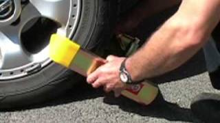 Bulldog Em4x4ss Wheel Clamp - Fitting Video