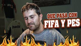 LA VERDAD DE LO QUE PASA CON FIFA 18 Y PES 2018