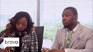 RHOA: Kandi Burruss' Former Employee Visits a Lawyer (Season 9, Episode 18) | Bravo