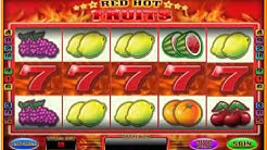 Red Hot Fruits - William Hill VEGAS