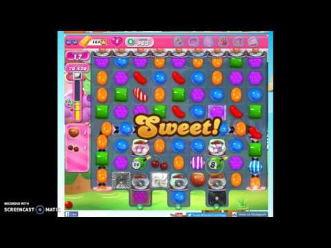 Candy Crush Level 963 help w/audio tips, hints, tricks