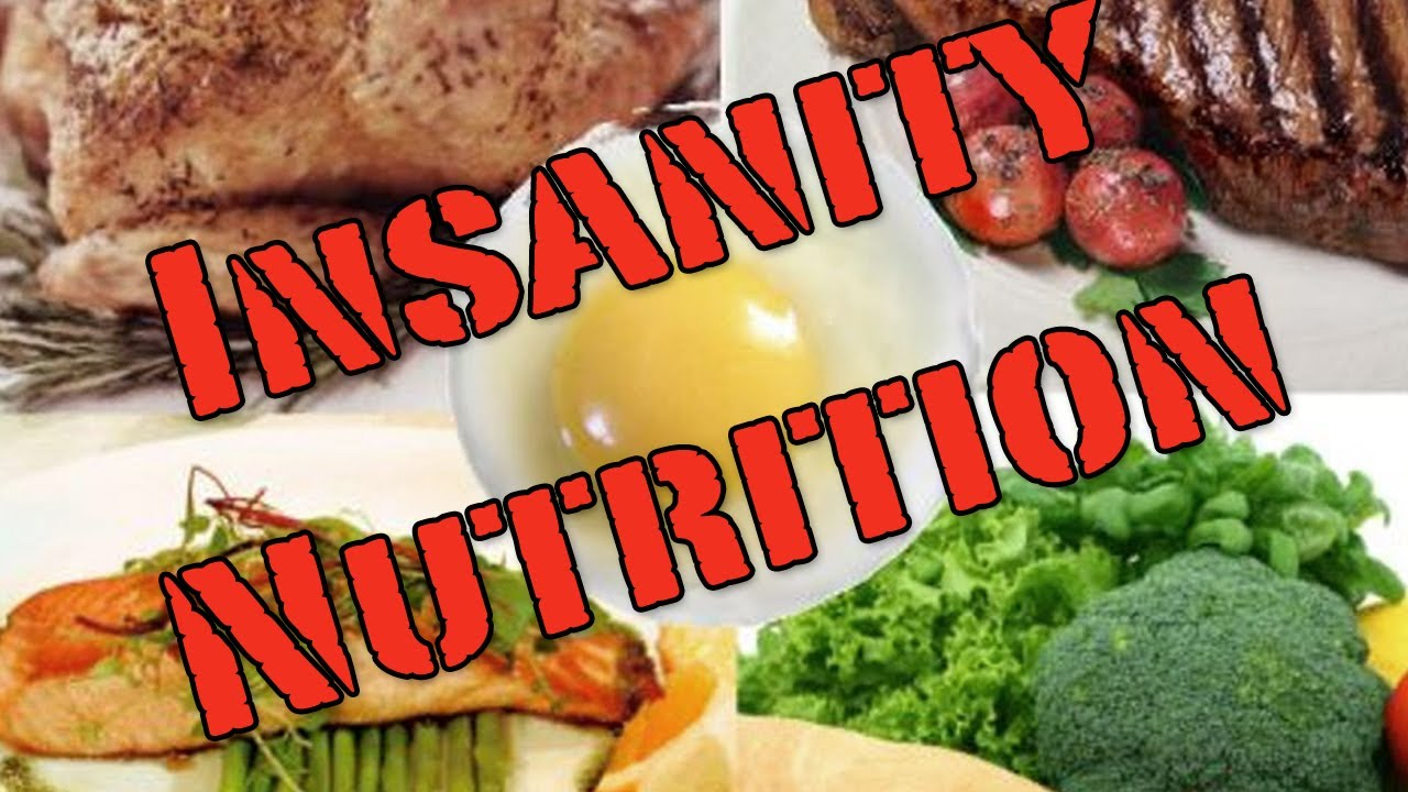 insanity nutrition to the max pdf