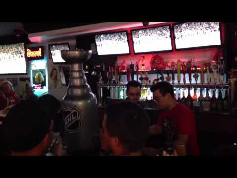 Chicago Blackhawks Stanley Cup Victory Celebration at Windy