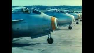 Saab J29 Tunnan BORN TO BE WASTED - 009 Sound System (Bluesolar Remix)