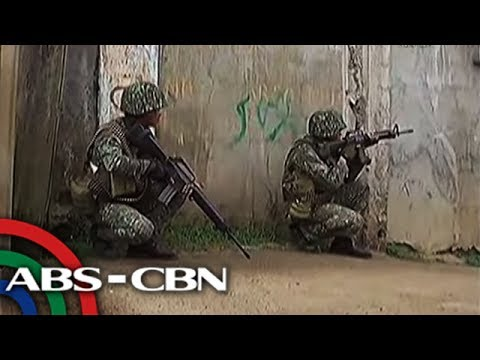 TV Patrol: Posibleng kuta ng Maute, ginalugad