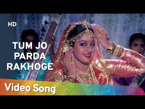 Tum Jo Parda Rakhoge | Gair Kaanooni Songs | Sridevi | Govinda |  Bappi Lahiri | Bollywood Mujra