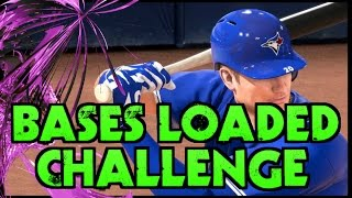 BASES LOADED CHALLENGE VS MATHODMAN! SUPER HIGH SCORING MLB 15 THE SHOW!