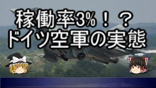 【ゆっくり解説】悲惨!!ドイツ空軍 ※訂正箇所あり、概要欄参照 thumbnail