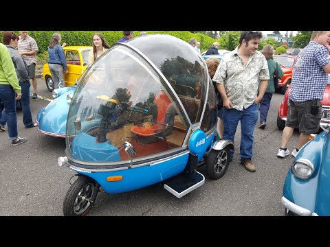 Hilarous Chinese Water Bubble Car