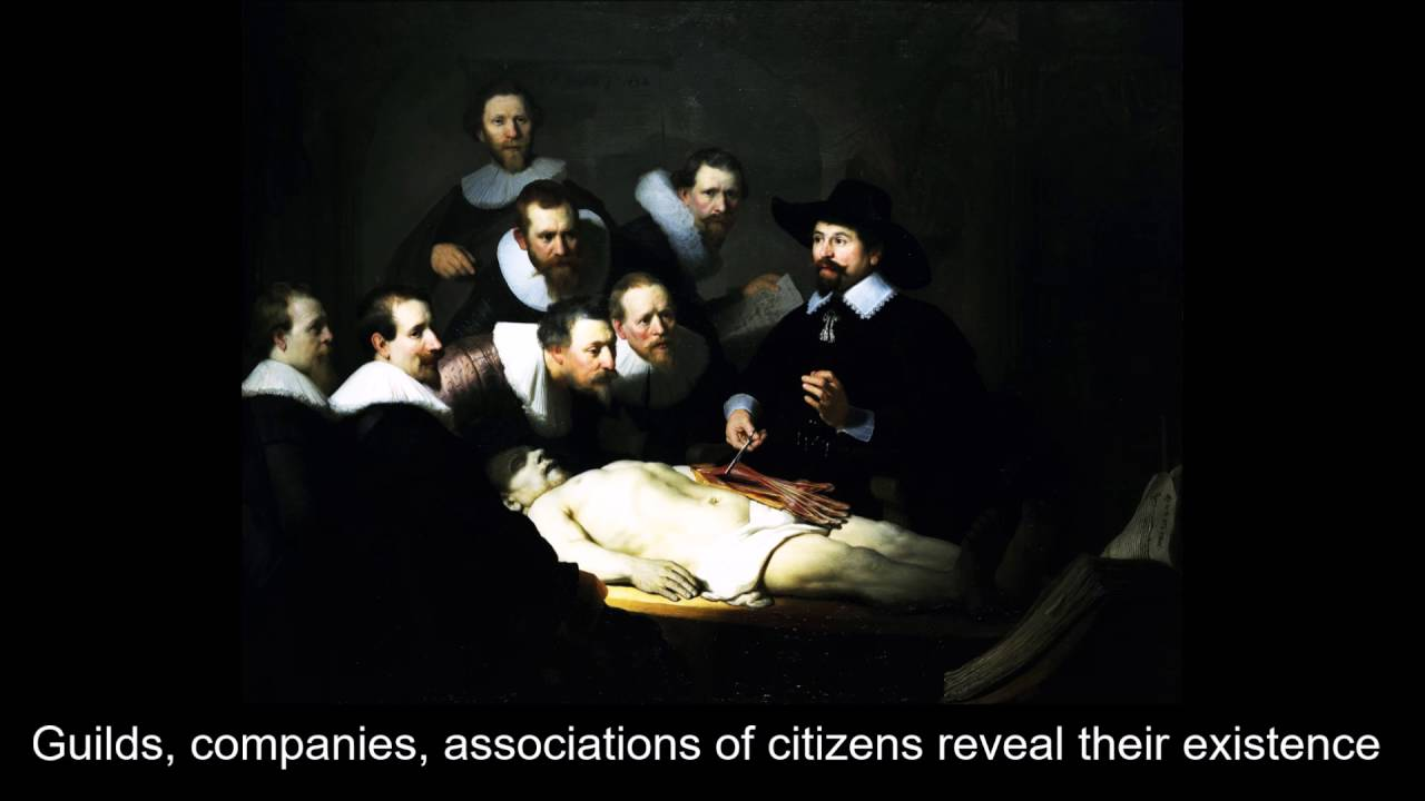 Rembrandt The Anatomy Lesson Of Dr Nicolaes Tulp 59 History