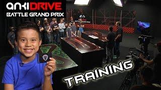 Anki Drive Battle Grand Prix Training!!!