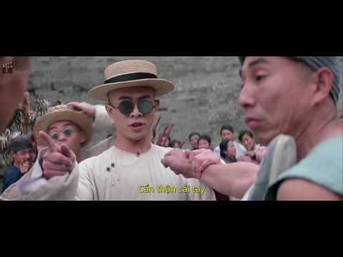 Hoàng Phi Hồng phim võ thuật hay nhất tập1
