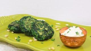 Котлеты из Шпината ПП / Spinach Cutlet