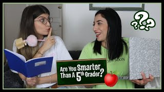 Είσαι πιο έξυπνος από ένα 10χρονο; #2 || fraoules22