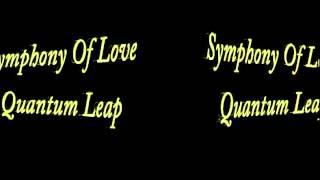 symphony of love quantum leap klub again