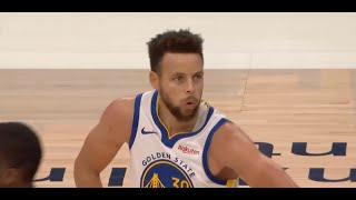 Steph Curry Hits Shimmy After Logo Shot, Finger Gun Celebration After And-1