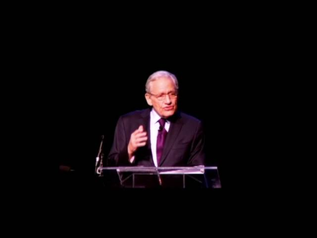 Presidential Leadership Lessons: BOB WOODWARD - Bill Clinton, The Power to Communicate