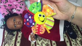 Обложка на видео о Покупки с Алиэкспресс и Секонд хенда для кукол реборн/ Haul